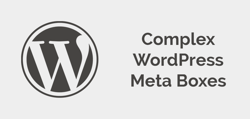 How to add metaboxes for custom post types – WordPress